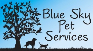 Blue Sky Pet Services